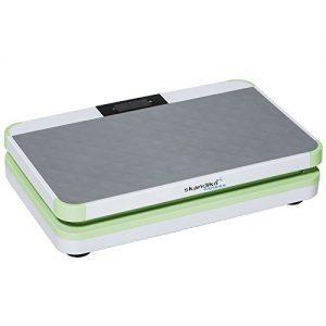 SKANDIKA Vibration Plate 800 Design Vibrationstrainer (grün)