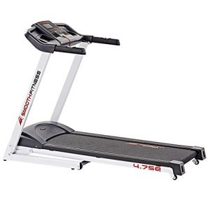 Smooth Fitness 4.75e Laufband Power Incline