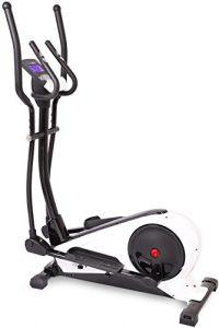 SportPlus Crosstrainer Ergometer, Benutzergewicht bis 120 kg, Klasse H.A., SP-ET-9800-iE