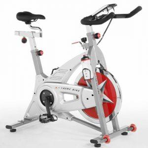 X-treme Evo Bike – Silver Edition Riemen