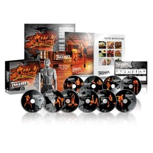 Insanity: Die ultimative Cardio-Workout und Fitness-DVD (in englischer Sprache)