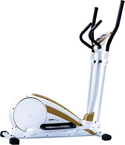 SportPlus Crosstrainer Ergometer, Benutzergewicht bis 130 kg, Klasse H.A., SP-ET-9700-E