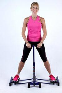 LegMaster Beintrainer Heimtrainer Fitness Equipment Gewichtsabnahmen- Hilfe – Abnehmen und Fitnesstraining Beine, Oberschenkel & Po