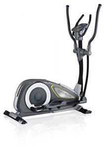 Kettler Crosstrainer AXOS Cross P – Farbe: Grau – der ideale Hometrainer – Artikelnummer: 07648-900