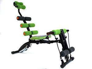 MAXOfit® Multitrainer Greenline SixMax Pro MF-6.G für Bauch, Beine, Po. Sonderaktion