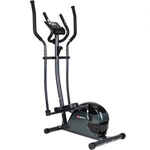 Hop-Sport Crosstrainer HS 4030 Impact, Schwarz, 023180