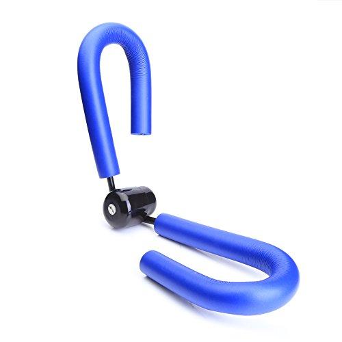 Pellor Fitness Effektive Oberschenkel Meister Bein AB Arm Muskel-Toner Trainingsmaschine Dünne Beine zu Hause Gym (Blau)