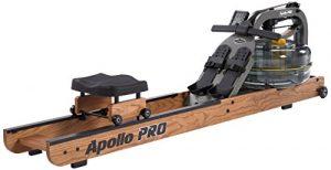 Fluid Rower Rudergeräte Apollo PRO, HYBPRO