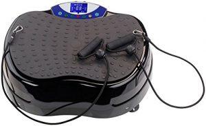 newgen medicals 3D-Vibrationsplatte WBV-600.3D mit Expandern