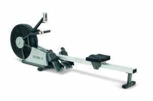 Horizon Fitness Rudergerät Oxford IV, silber / schwarz, 100713