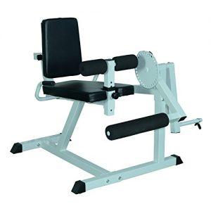 Homcom® Beinbeuger Beinstrecker Beincurler Fitness Beintrainer Beincurl Stahl