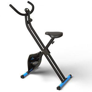 VitaliFit X-Bike Heimtrainer Ergometer Fitnessbike Trimmrad Fitnessgerät