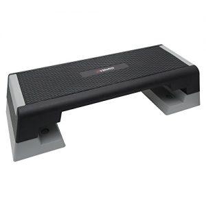 Viavito Adjustable 3 Level Aerobic Stepper Fitness Step Exercise Platform