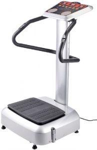 newgen medicals Vibrationsplatte WBV-650.HW mit Lautsprechern