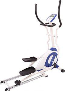 SportPlus Crosstrainer Ellipsentrainer Ergometer, Benutzergewicht bis 130 kg, Klasse H.A.,  SP-ET-7000-E