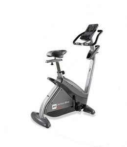 BH Fitness H8705R CARBON BIKE DUAL Fitnessbike – Heimtrainer – Ergometer – Anschluss von Smartphones/Tablets