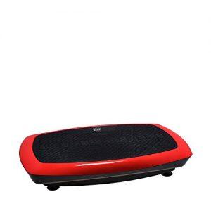 VibroSlim Radial 3D Vibrationsmaschine Plattform Power Fitnessmaschine – 3 Jahre Garantie; DVD, Poster und Armriemen inklusive