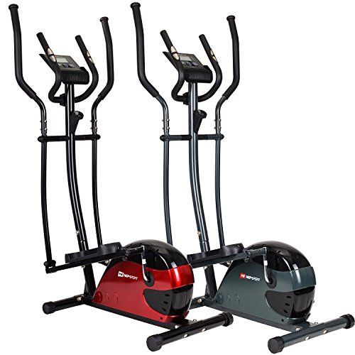 Hop-Sport Crosstrainer IMPACT Nordic Walking Stepper Ellipsentrainer Heimtrainer