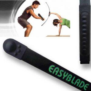 EasyBlade Trainingsgerät, Kohlefaser, verbessert Koordination, Ausdauer und Kraft