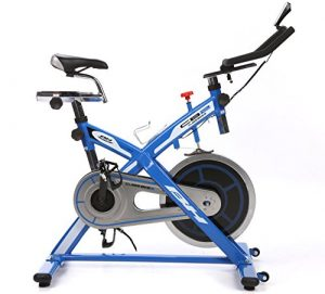 BH Fitness Class Bike 2 H9166 Indoorbike, Indoorcycling, Schwunggewicht 18 kg, mit SPD-Trekking-Pedalen
