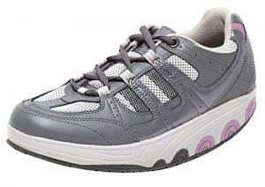 AKTIV Damen Schuhe mit Spezial Rundsohle Gr. 37–40
