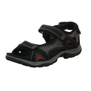 Alyssa 7524101 Damen Sandalette sportlicher Boden