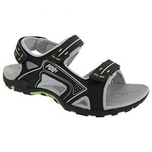 PDQ Herren 3 Touch Sport Sandale