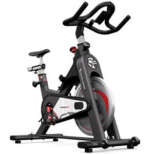 Tomahawk IC2 Indoor Bike + Bodenmatte + Handtuch