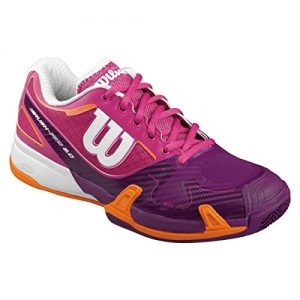 Wilson Damen Rush Pro 2.0 Clay Court W Fiesta Pin Turnschuhe