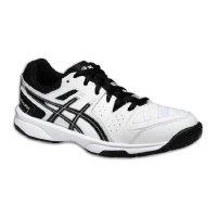 Asics Gel-Qualifier 2 Gs – white/black/silver