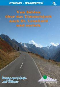 Von Sölden über das Timmelsjoch und zurück – FitViewer Indoor Video Cycling Österreich