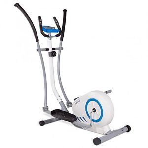 Meloo Crosstrainer Ergometer Heimtrainer Fitness Stepper Nordic Walking