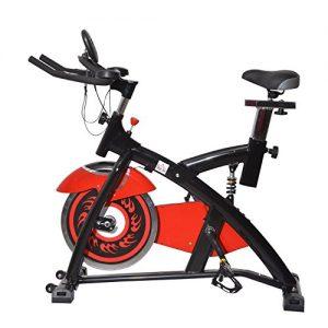 Homcom Fitnessbike Fahrradtrainer Fitness/Home-trainer inklusive LED Display, B1-0169