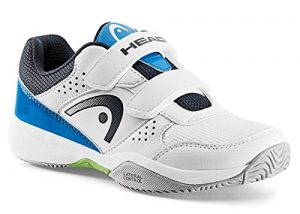 HEAD Unisex-Kinder Nzzzo Velcro Junior Tennisschuhe
