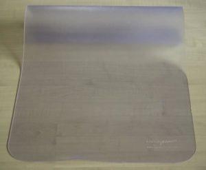 CARDIOfitness Klarsicht-Schutzmatte 250 x 70 cm