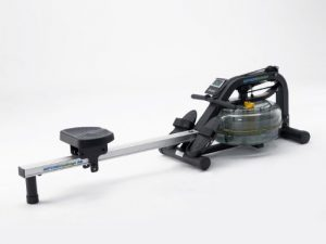 Fluid Rower Rudergerät Neptune Rower AR, black, FDF-Ncar