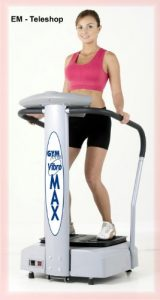 Gymform Vibromax Vibrationsplatte