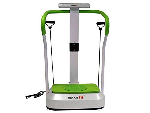 MAXOfit® Multi Vibrationsplatte MF-26 mit Griff und Display, 66009
