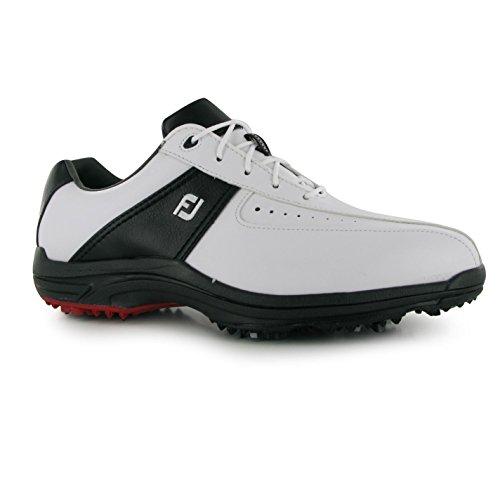 Footjoy Greenjoy Herren Golf Schuhe Softspike Sport Schnuerschuhe Golfschuhe