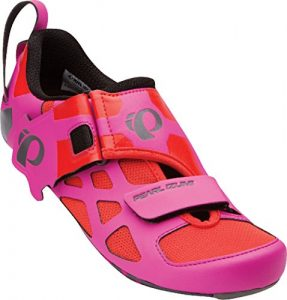 Pearl Izumi Tri Fly V Carbon Damen Triathlon Schuhe pink/schwarz 2016