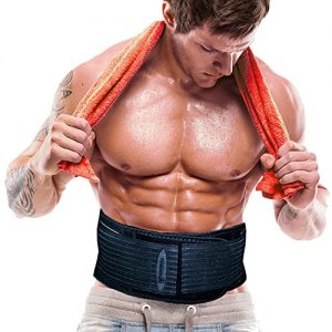 Der Shred Belt- Bauch Gurt, Taillen Trimmer Gurt, Bauch Fettverbrenner, Spot-Reduktion Gürtel, Taille schlanker, Fett Reduzierer