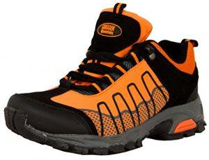 GUGGEN MOUNTAIN, Frauen Trekkingschuhe Damen Wanderschuhe Walkingschuhe Outdoorschuhe Outdoor Schuhe SOFTSHELL T002