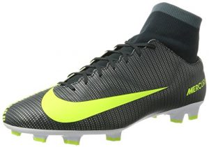 Nike  Mercurial Victory Vi Cr7 Df Fg, Herren Fußballschuhe, grün
