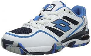 Lotto Unisex-Kinder Raptor Evo Ii Jr Tennisschuhe