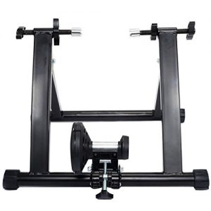Goplus® New Portable Magnet Steel Bike Bicycle Indoor Exercise Trainer Stand by Goplus