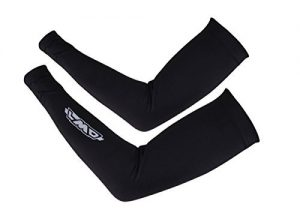 4Ucycling Unisex UV-Schutz Armlinge Sonnenschutz Kompressions Armstulpe Outdoor Sport Sportstulpe 1 Paar