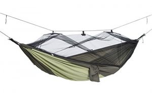 AMAZONAS Hängematte Ultra-Light Moskito Traveller THERMO 275 x 140cm bis 200kg