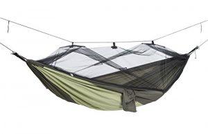 AMAZONAS Hängematte Ultra-Light Moskito Traveller THERMO 275 x 140cm bis 200kg