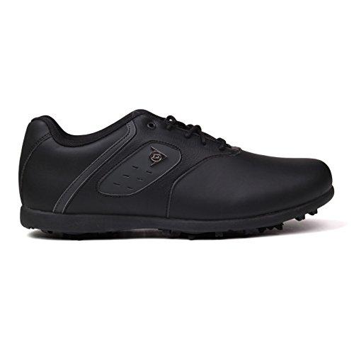 Dunlop Classic Herren Golf Schuhe Sport Schnuerschuhe Softspike Sportschuhe