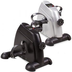 Kinetic Sports Mini Bike Pedaltrainer Heimtrainer Arm- und Beintrainer Bewegungstrainer mit Trainingscomputer